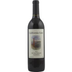 California Gate - Old Wine Zinfandel