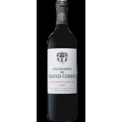 Saint-Emilion - Grand Cru, Les charmes de Grand Corbin