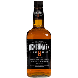 McAfees Benchmark - Old no. 8 Brand Kentucky Straight Bourbon 40% 70 cl