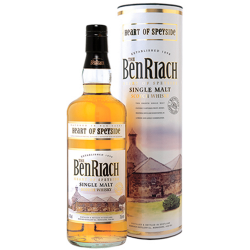 Benriach - Heart of Speyside Single Malt 40% 70 cl