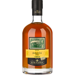 Rum Nation - 5 år Jamaica Pot Still Sherry Finish 50% 70 cl