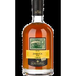 Rum Nation - 5 år Jamaica Pot Still Sherry Finish 50% 70 cl