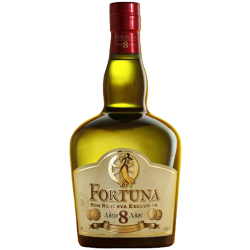 Fortuna - 8 år Ron Reserva Exclusiva Nicaragua 40% 75 cl