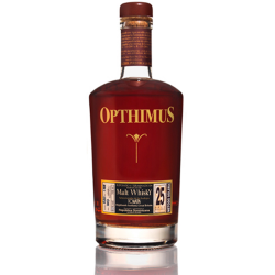 Opthimus - 25 år Malt Whisky Finish 43% 70 cl