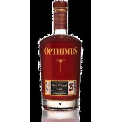 Opthimus - 25 år Malt Whisky Finish 43% 70 cl
