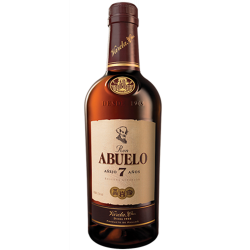 Ron Abuelo - 7 år Reserva Superior Rum Panama 40% 70 cl