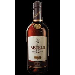 Ron Abuelo - 12 år Anejo Gran Reserva Rum Panama 40% 70 cl