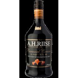 A.H. Riise - Caramel Cream Liqueur Rum & Sea Salt 17% 70 cl