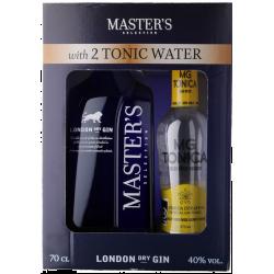 Master's - Gaveæske med 2 tonic