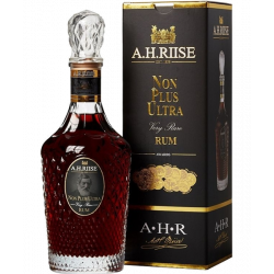 A.H. Riise - Saint Thomas Non Plus Ultra Very Rare Rum 42% 70 cl