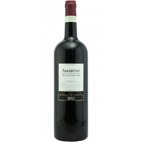 Brunelli - Amarone, MAGNUM 1,5 L