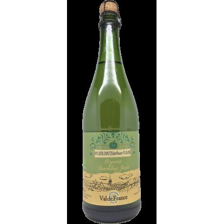 Val de France - Hindbærcider Økologisk Alkoholfri