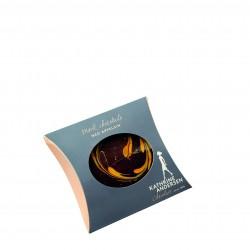 Kathrine Andersen chokoladeplade med Appelsin - 100 gr.