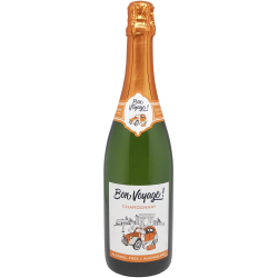 Bon Voyage - Sparkling Chardonnay Alkoholfri