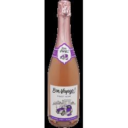Bon Voyage Sparkling Rosé - Alkoholfri