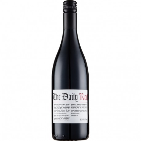 Barrel 27 - The Daily Red