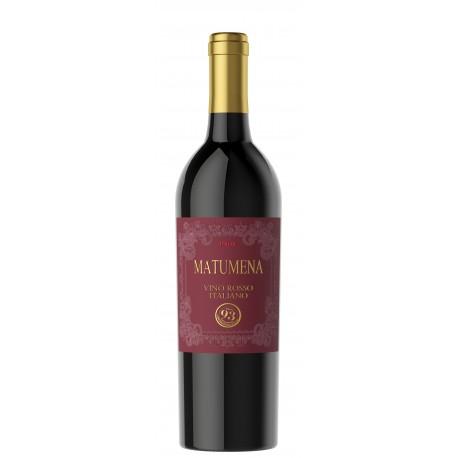 Matumena Vino Rosso