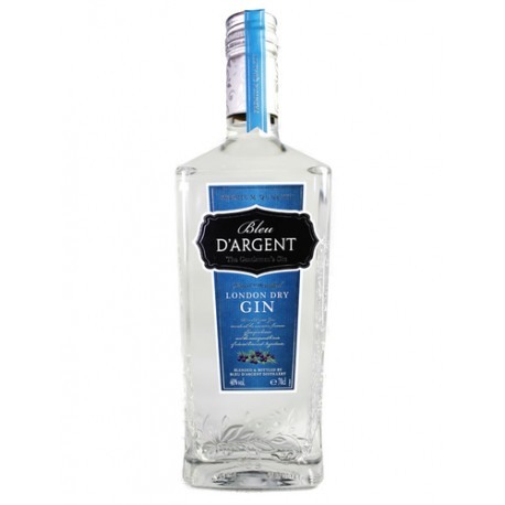 Bleu D´Argant - London dry gin