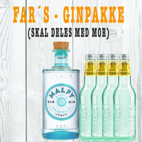 Fars-Ginpakke
