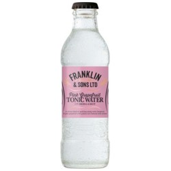 Franklin&Sons Pink Grapefruit Tonic
