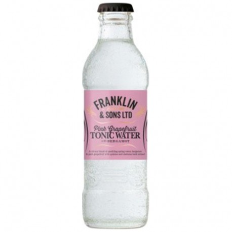 Franklin&Sons Pink Grapefruit Tonic
