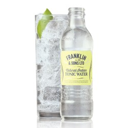 Franklin&Sons Natural Indian Tonic Water 200ml