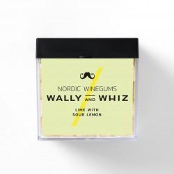 Wally and Whiz Lime w/Sour lemon