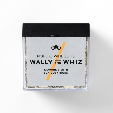 Wally and Whiz Liqourice w/Sea Buckthorn