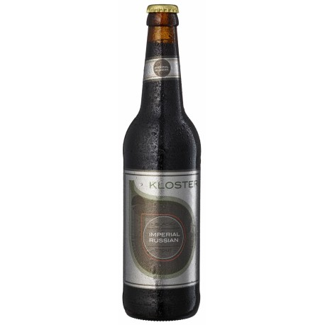 Klosterbryggeriet - Imperial Russian Stout 50 cl