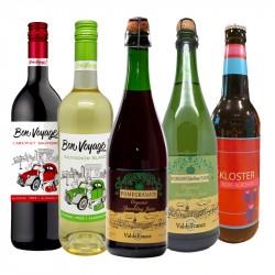 Den alkoholfri pakke