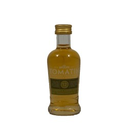 Tomatin 12 års Single Malt 5 cl