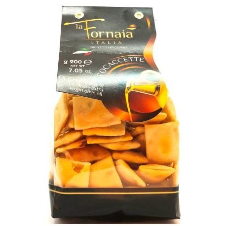 La Fornaia - Focaccette med olivenolie