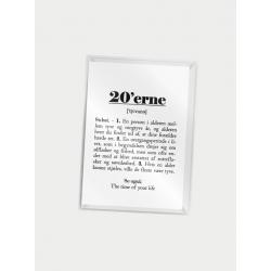 Citatplakat - kort A7