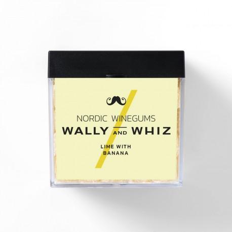Wally and Whiz Lime w/Banana