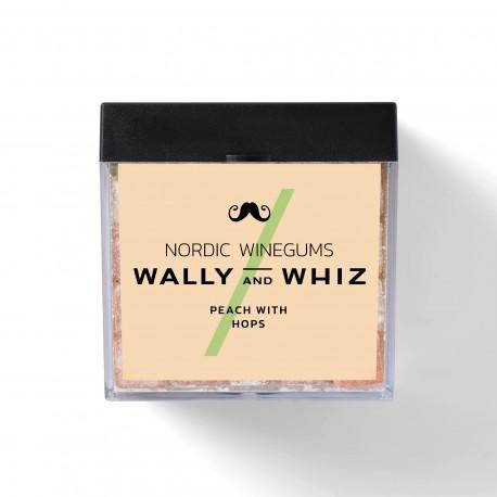 Wally and Whiz Peach w/Hops