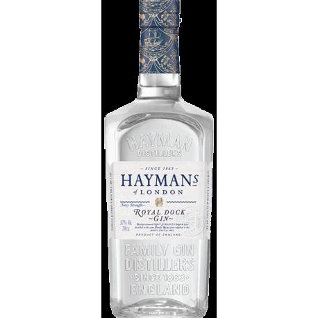 Haymans Royal Dock Navy Strength Gin