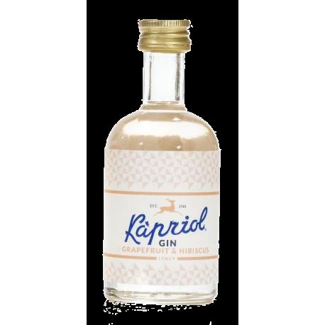 Kapriol - Grapefruit & Hibiscus Gin 5 cl