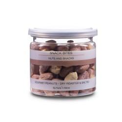 Snack bites - Peanuts Dry Roasted & Salted