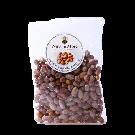 Snack bites - Peanuts Dry Roasted & Salted Pose
