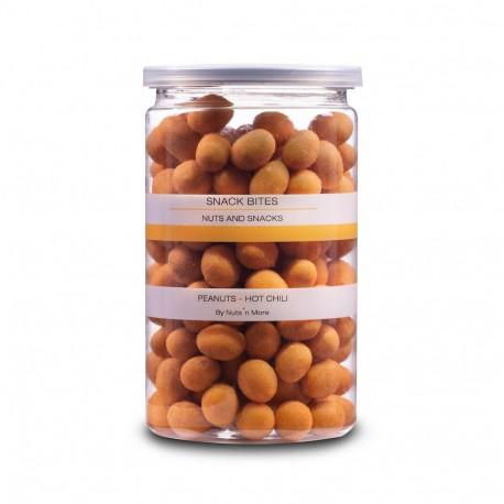 Snack bites - Peanuts Hot Chili Medium