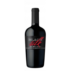 Domenico Winery - Black Silk Ruby Red, 0,5L